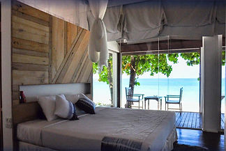 Plaj onu bungalow oteli Phuket