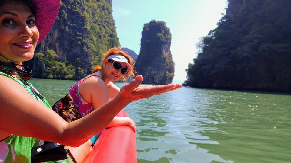 James Bond Tour Phuket