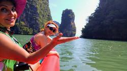 James Bond Tour Phuket