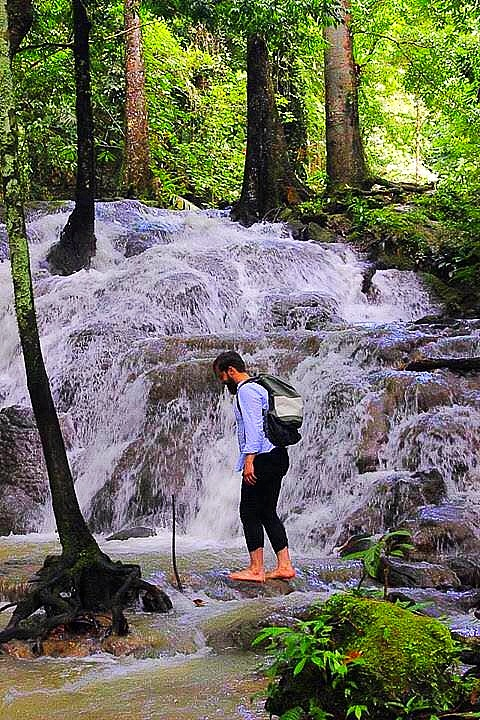 Safari Tour Phuket Waterfall