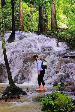 Safari Tour Phuket Waterfall