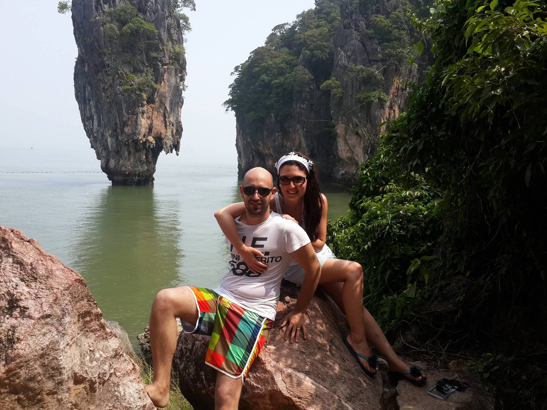 best service james bond island tour