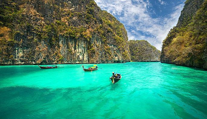 Phuket Mavi Tur, Phi Phi ve James Bond ayni turda