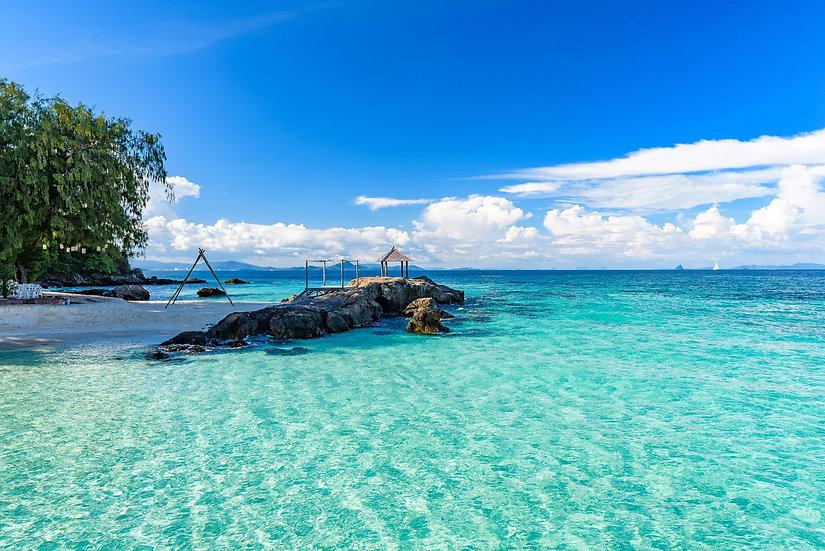 Honeymoon Island Tour, Maldives of Thailand,2700 Thb.