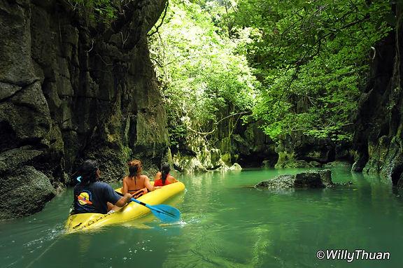 John Gray Phuket macera,tropikal tur