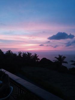 Sunrise in Phuket