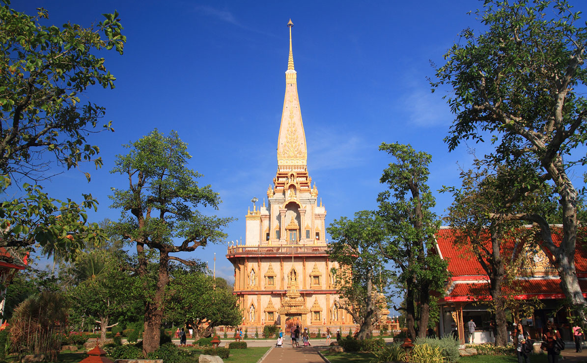 wat chalong city tour