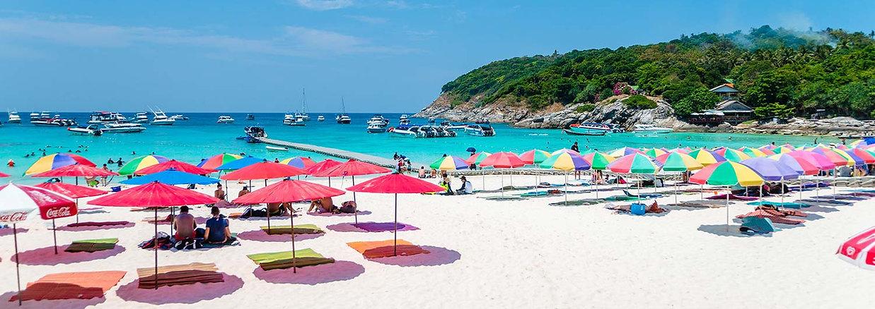 Racha Adasi Phuket Ada Turlari