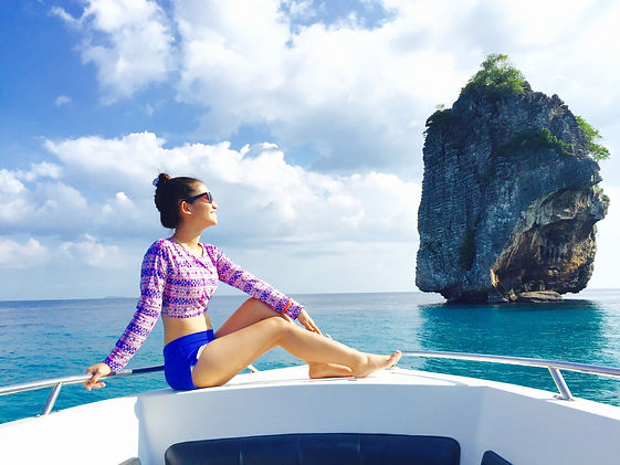 Koh Rok, Phuket bilinmeyen adalar turu
