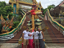 City Tour temples