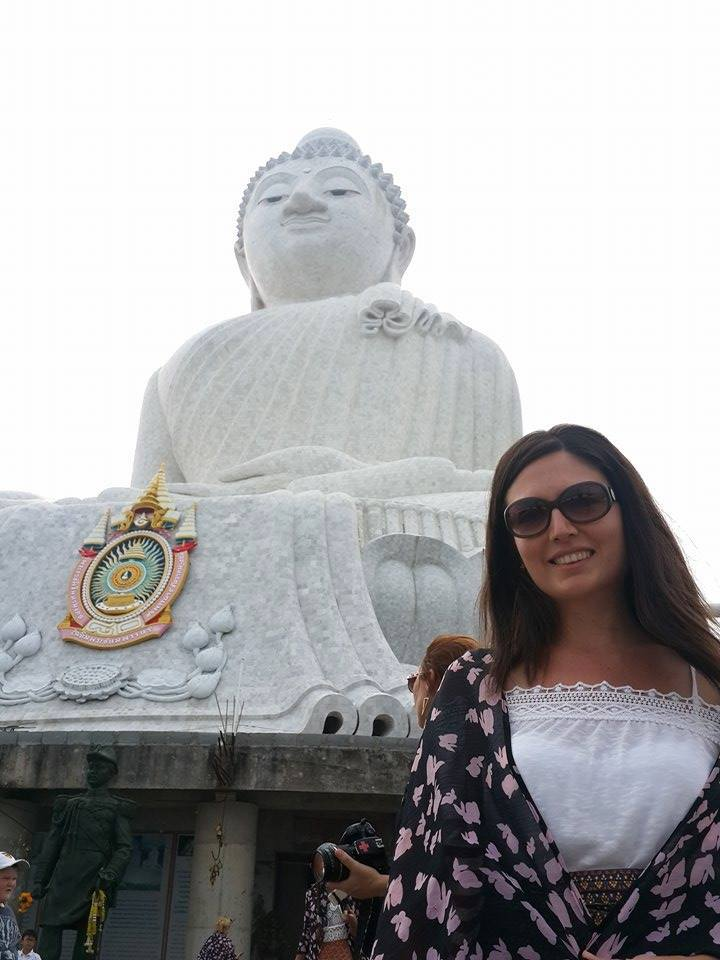 big buddha and city tour