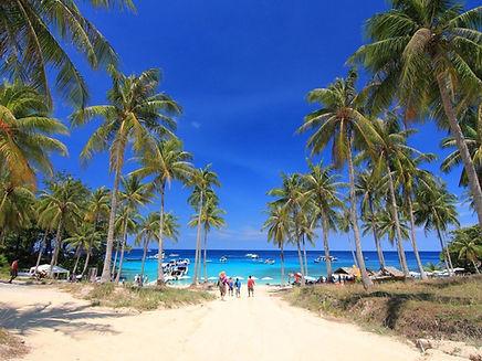 Racha Adasi tropikal gezinti Phuket