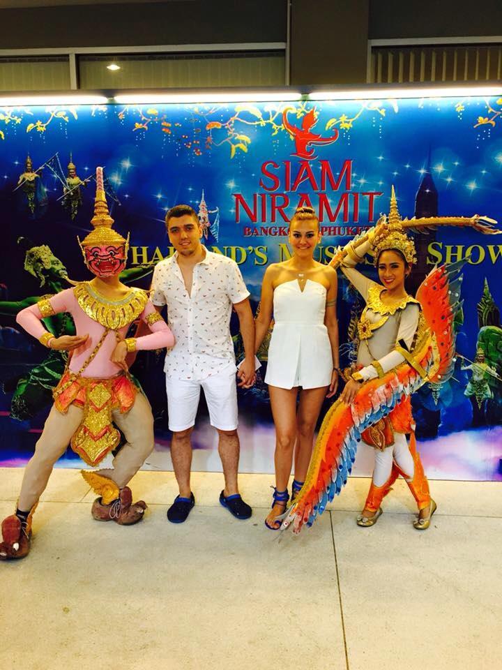 Siam Niramit Show Phuket Online Tour
