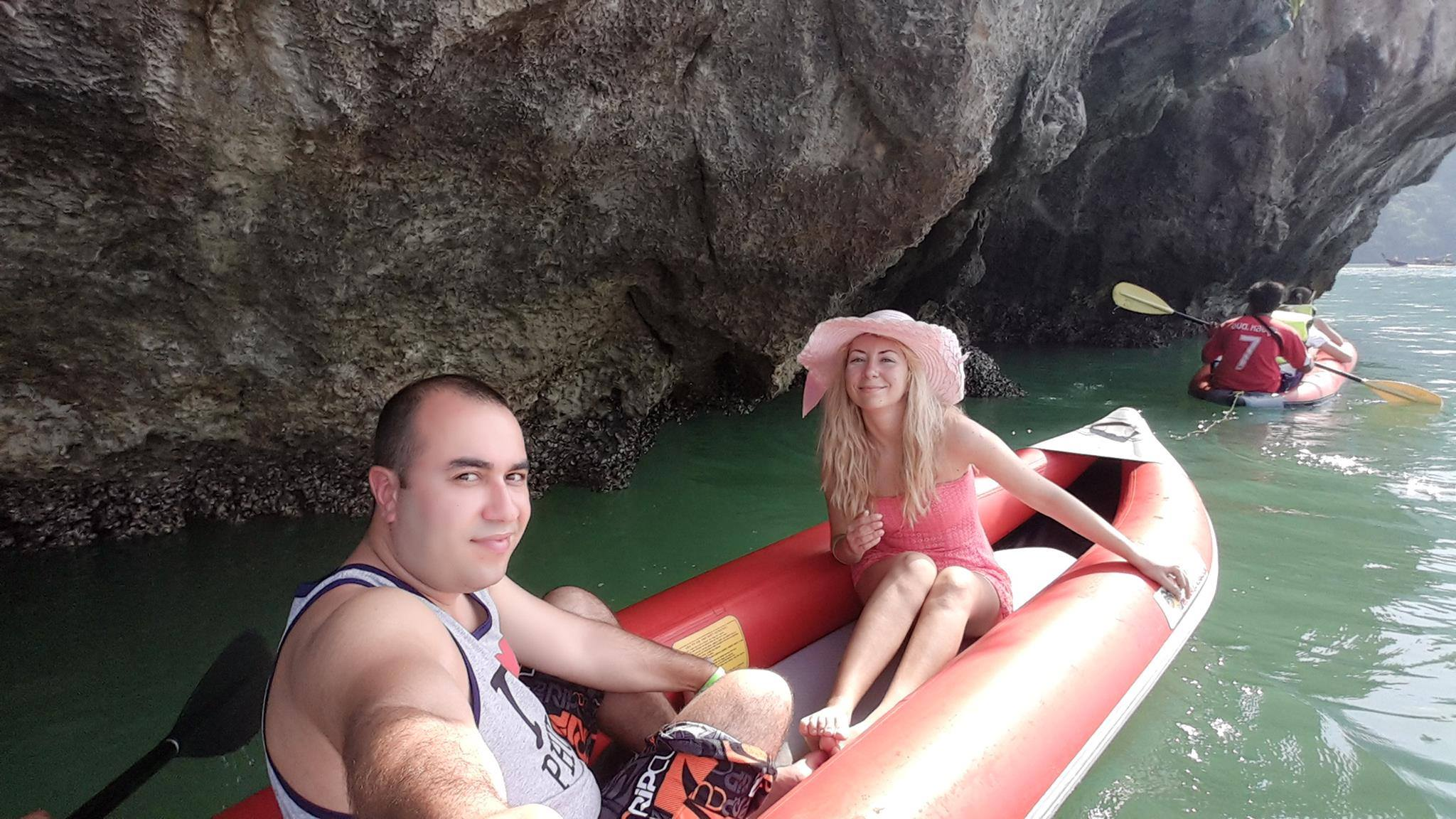 James Bond best tour in Phuket