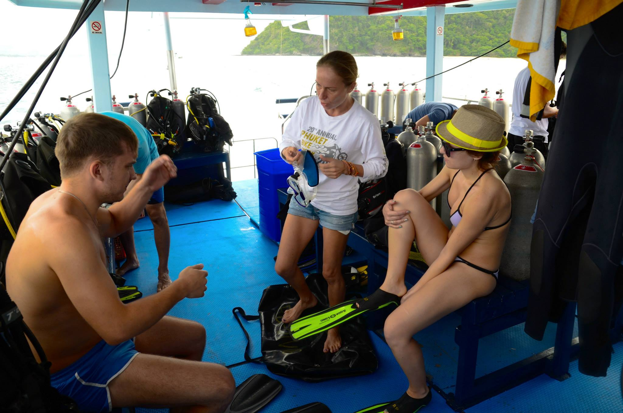 diving tours in Phuket