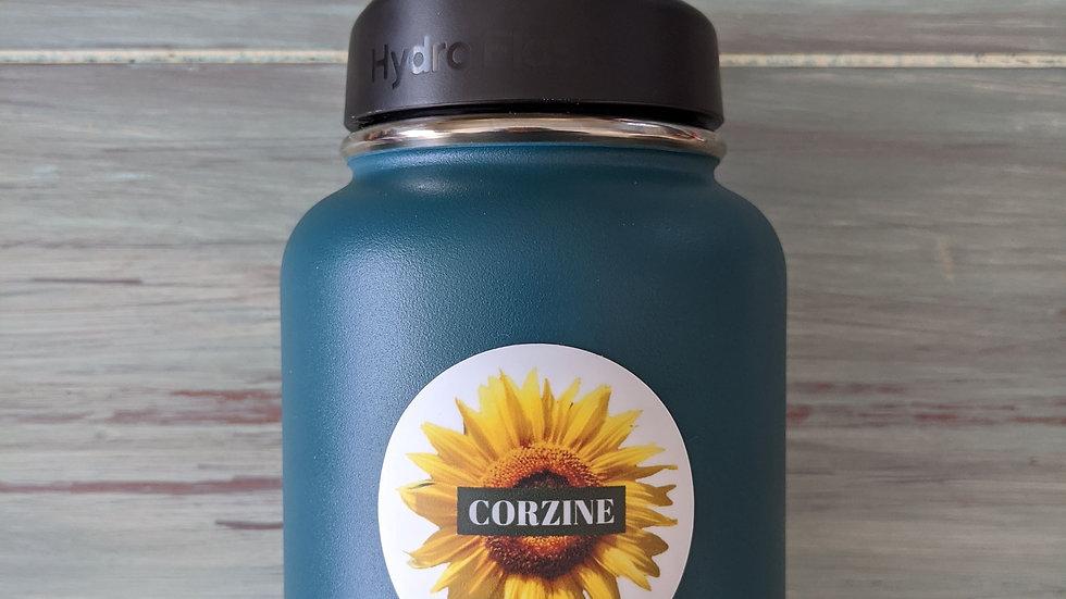 Corzine Sticker