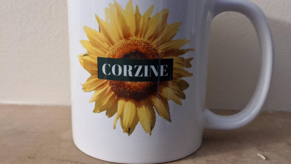Corzine Mug