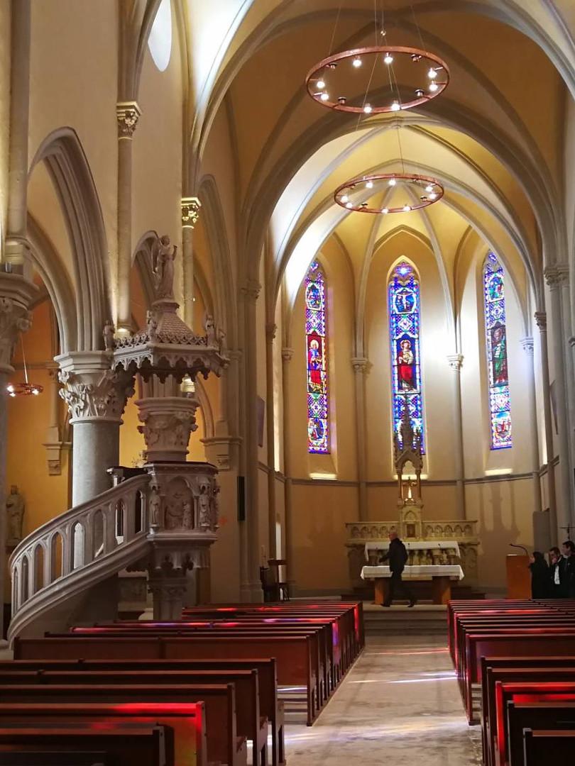 Domotique Eglise GENAS