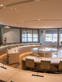 Domotique salle des Conseils