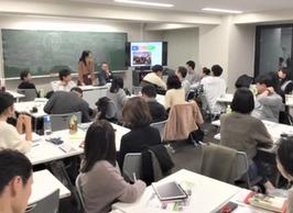 「SDGs時代の『経済・社会開発連続専門講座』」で今尾がワークショップ講師をしました