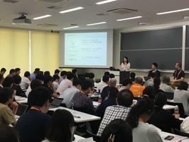 日本ファンドレイジング協会主催「ファンドレイジング・日本2019」に落合が登壇しました。