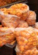 used oranges by caro lenhart