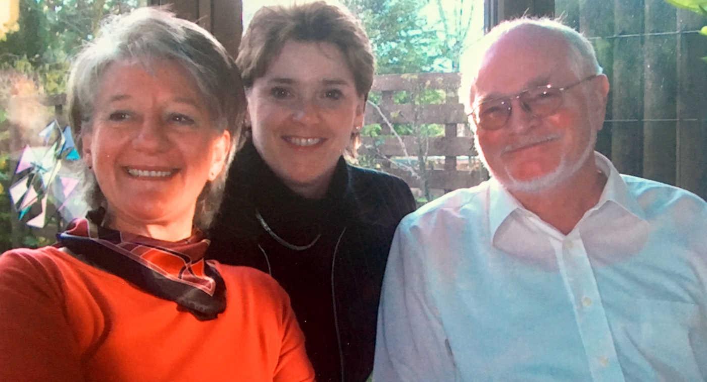 mit Janice und Alison