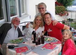 Dinner in Bollingen