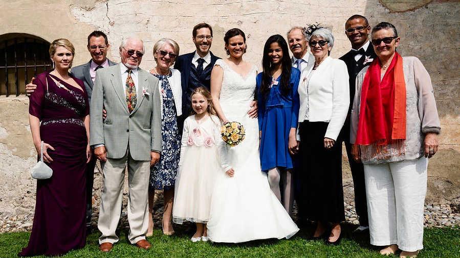 Hochzeit Andre und Lisa 2015