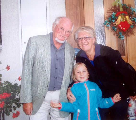 mit Janice und Faylinn