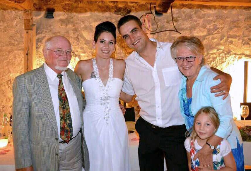 Hochzeit Karin und Sandro