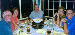 Raclette in Green Point