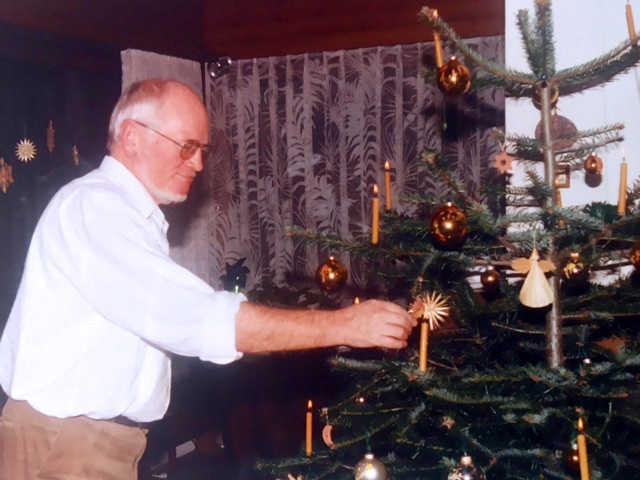 Christmas in Wagen