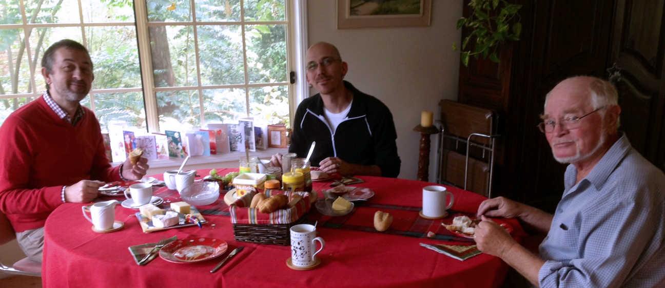 Breakfast in Green Point