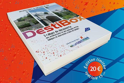 DestiBox - 3 rallyes de découverte