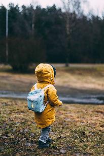 exploration enfant