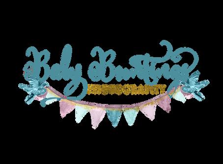 New baby, new site.