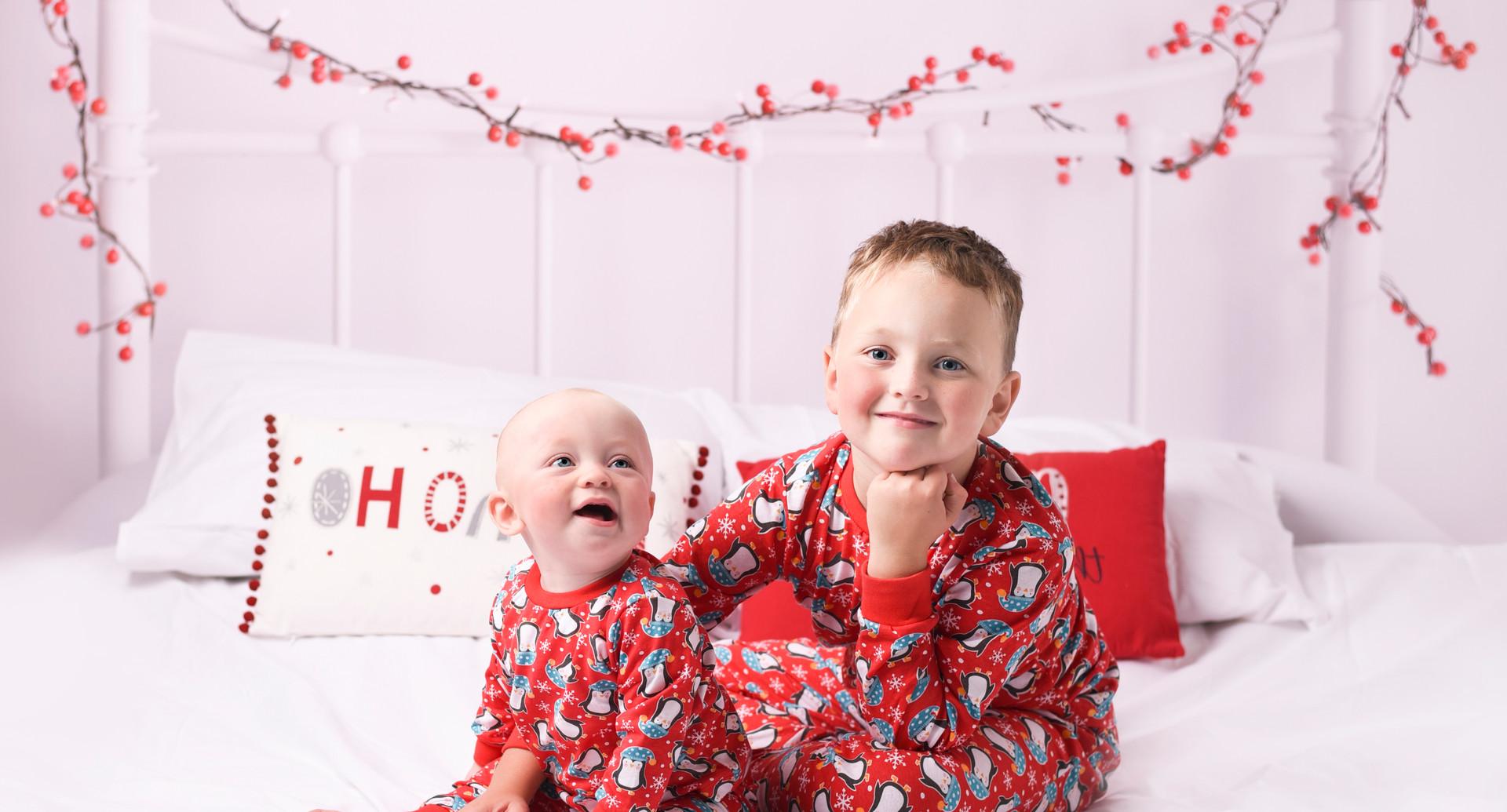christmas photoshoots hertfordshire