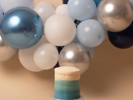 1st Birthday Cake Smash Photoshoot | Cake Smash Photographer Hertfordshire