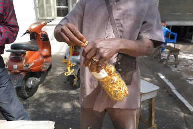 Senegal Material