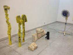 installation view: windoss, 3