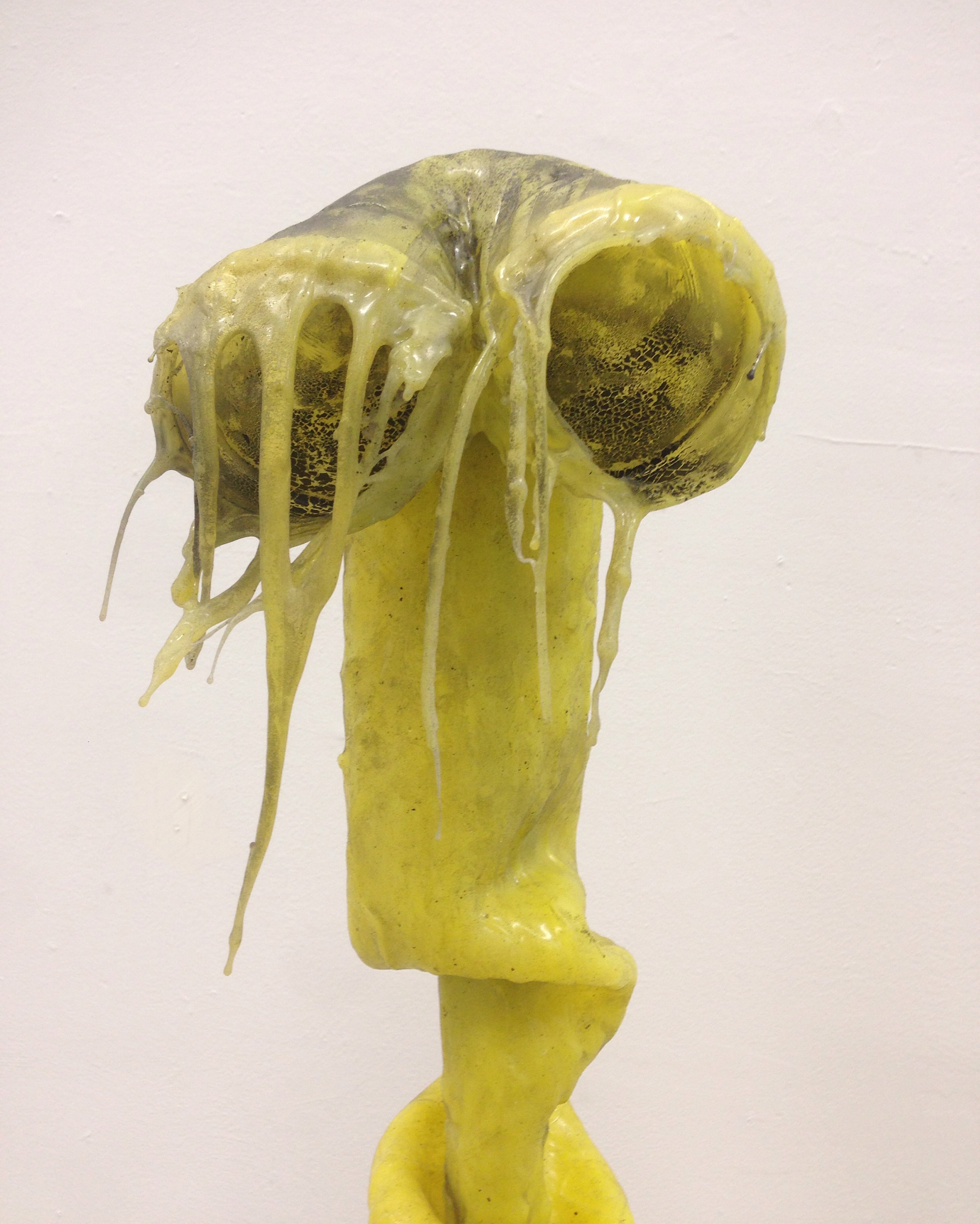 yellow rubber tube #1