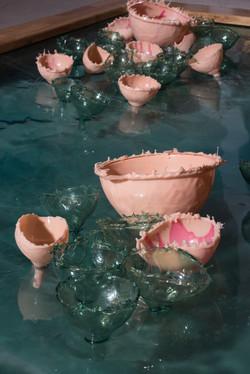 Pond, detail