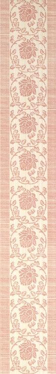 Бордюр розовый 6х39,8 1503-0040