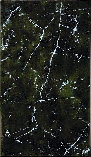 Настенная Пьетра Зеленая темная 23x40 см