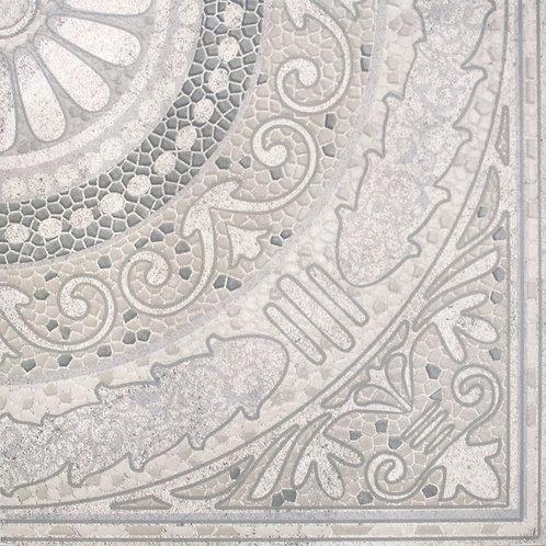 ТЕНЕРИФЕ панно серебряный 90х90 (компл 4 шт) 3609-0005