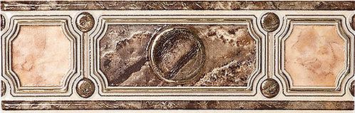 Бордюр широкий Пьетра 23x7.5 см БШ 20 031