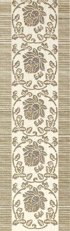 Бордюр серый 6х19,8 1501-0078