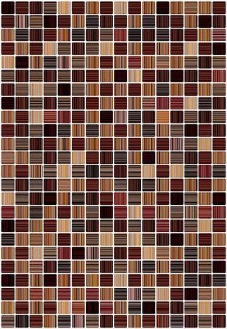 Настенная Гламур 3Т 400×275