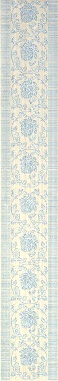 Бордюр голубой 6х39,8 1503-0039